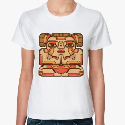 Классическая футболка Namaste