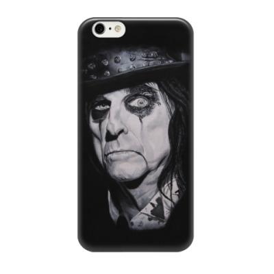 Чехол для iPhone 6/6s Alice Cooper