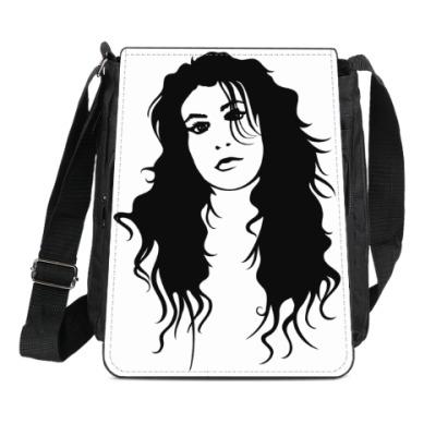 Сумка-планшет Amy Winehouse