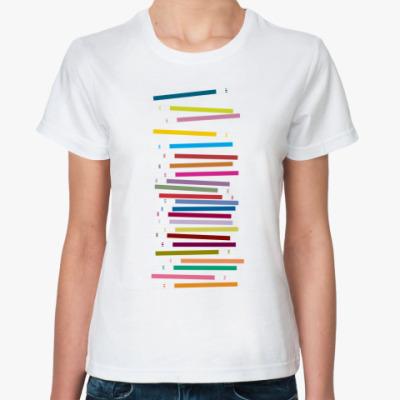 Классическая футболка  Flo-Master
