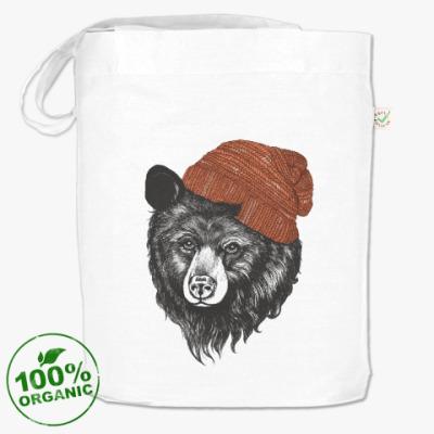 Сумка Медведь в шапке