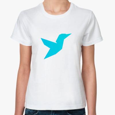Классическая футболка Hummingbird