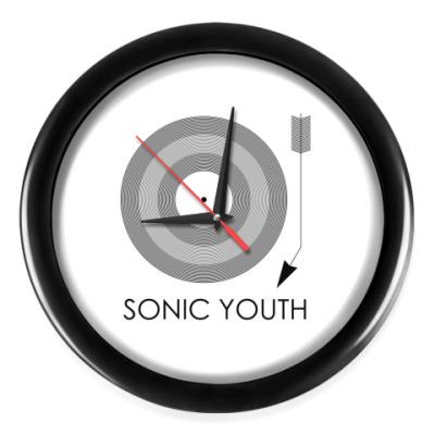 Настенные часы Sonic Youth
