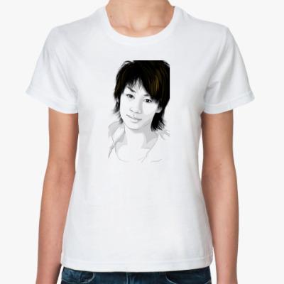 Классическая футболка   Мару