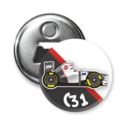 Магнит-открывашка -открывашка C31