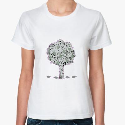 Классическая футболка Treestreetag