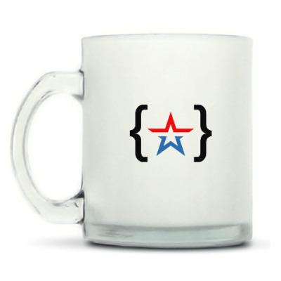 Кружка матовая Army Star