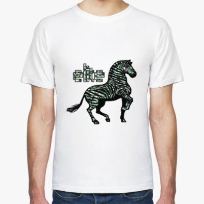 Футболка Elite Zebra