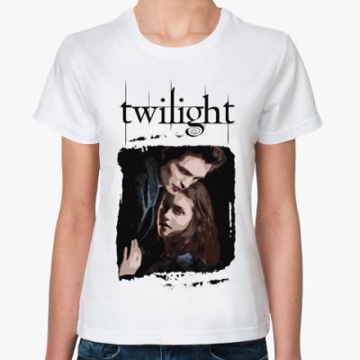 Классическая футболка Bella and Edward
