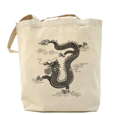 Сумка Китайский дракон