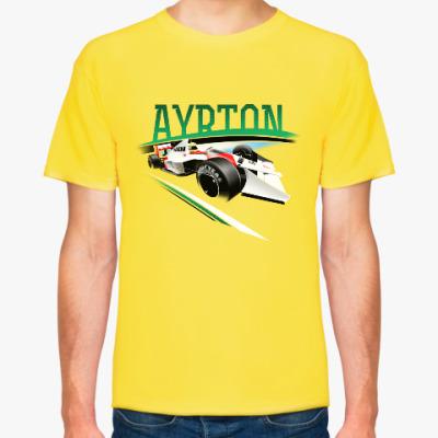 Футболка Айртон '89