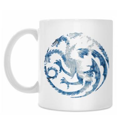 Кружка Khaleesi and Dragons