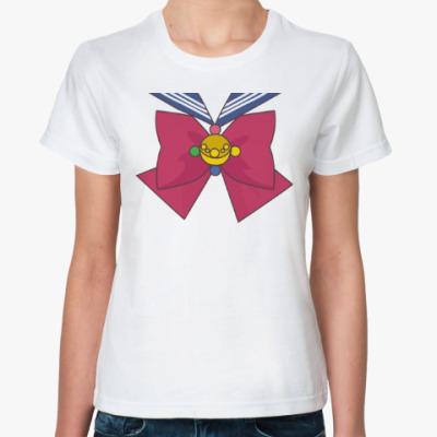 Классическая футболка Sailor Moon