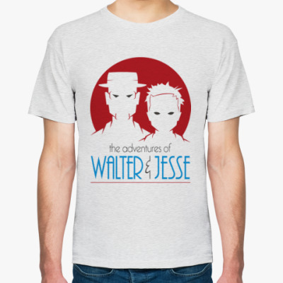 Футболка Walter & Jesse