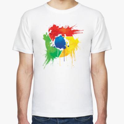 Футболка Chrome