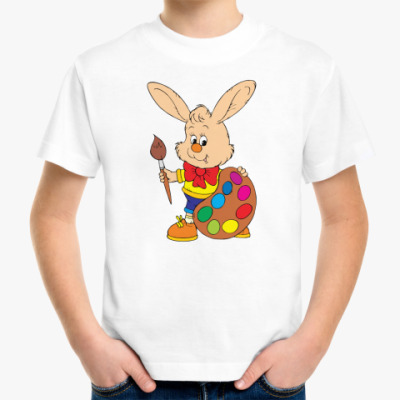 Детская футболка Детская Художник