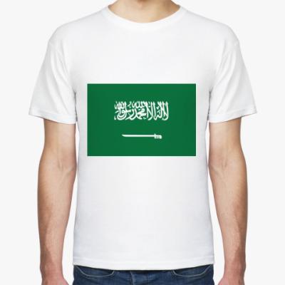 Футболка Флаг Саудовской Аравии