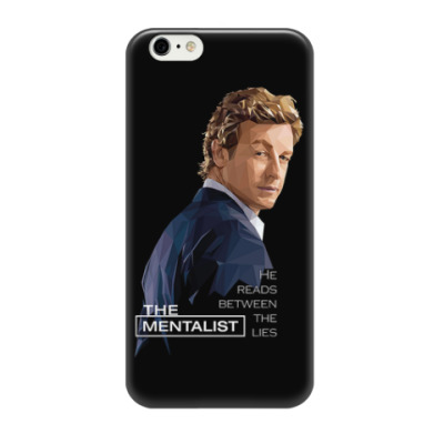 Чехол для iPhone 6/6s Patrick Jane (The Mentalist)