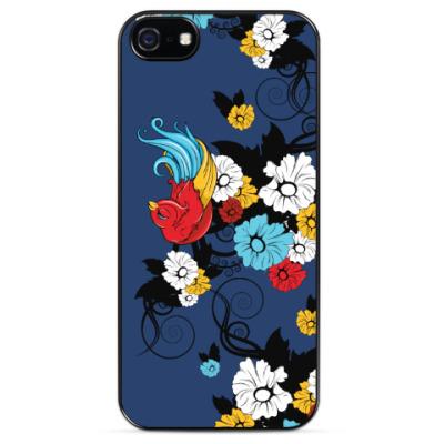 Чехол для iPhone Птица