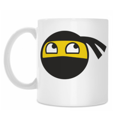 Кружка  Awesome ninja