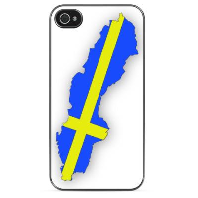 Чехол для iPhone Шведция