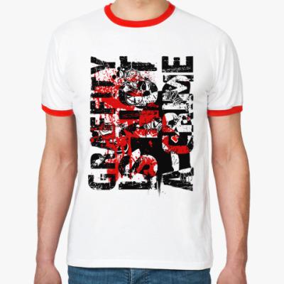 Футболка Ringer-T Graffity