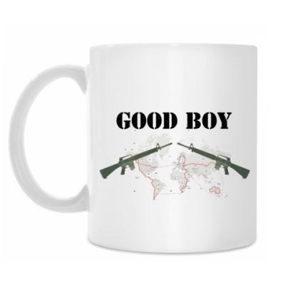 Кружка Good boy