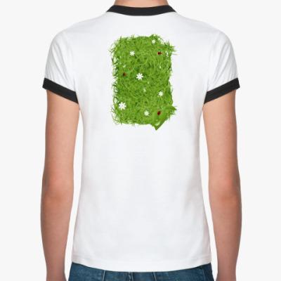 Запах травы