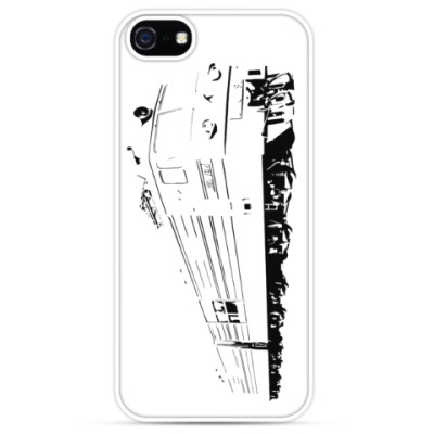 Чехол для iPhone Электровоз ВЛ10
