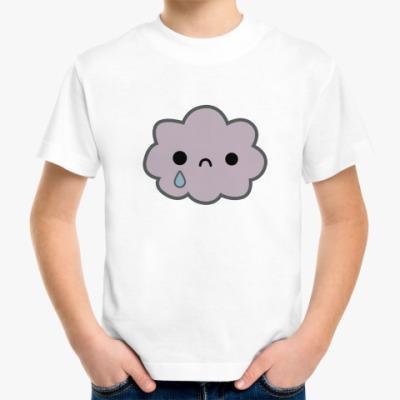 Детская футболка ТУЧКА!