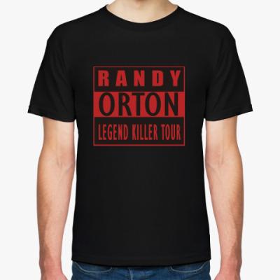 Футболка  Randy Orton