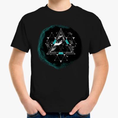 Детская футболка Коридоры времени