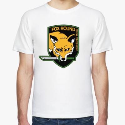 Футболка Fox Hound Metal Gear Solid