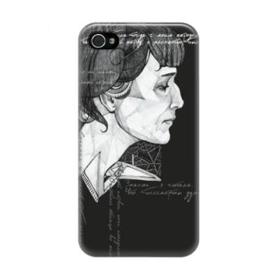 Чехол для iPhone 4/4s Анна Ахматова