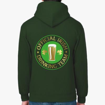 Толстовка худи Irish Drinking