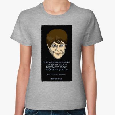 Женская футболка Рамси Болтон