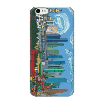 Чехол для iPhone 6/6s Москва-Сити