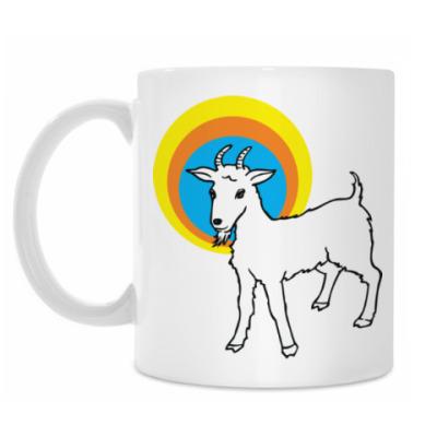 Кружка Год козы