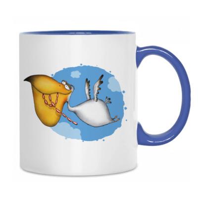 Кружка Пеликан