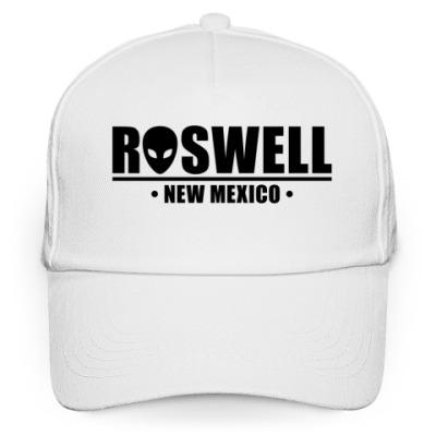 Кепка бейсболка Roswell