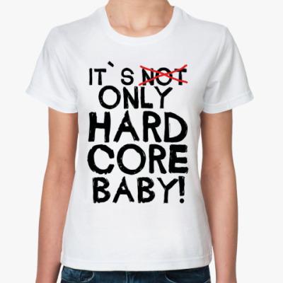 Классическая футболка   ONLY HC