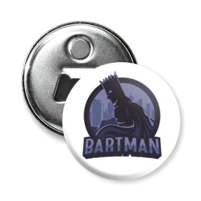 Магнит-открывашка Bartman