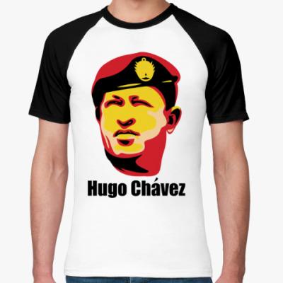 Футболка реглан Уго Чавес