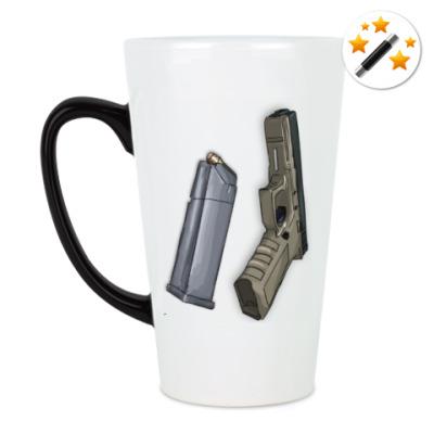 Кружка-хамелеон 'Glock 23'