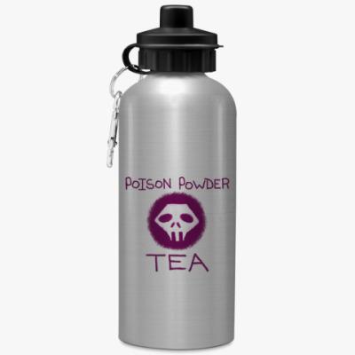 Спортивная бутылка/фляжка Poison Powder Tea Pokemon