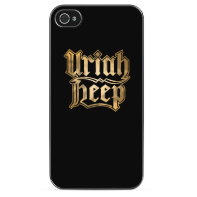 Чехол для iPhone Uriah Heep