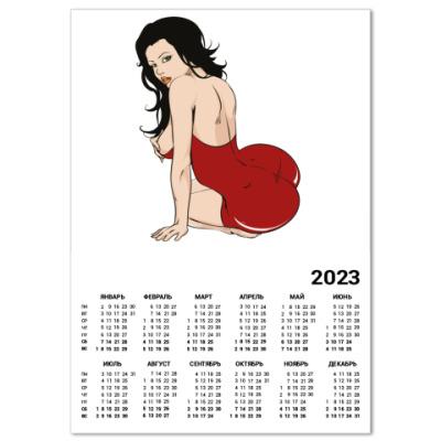 Календарь Sexy Girl