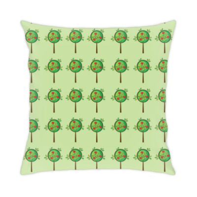 Подушка Яблоневый сад