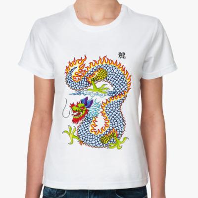Классическая футболка Japan