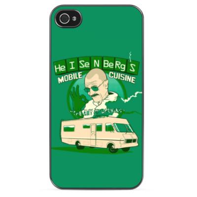 Чехол для iPhone Breaking Bad